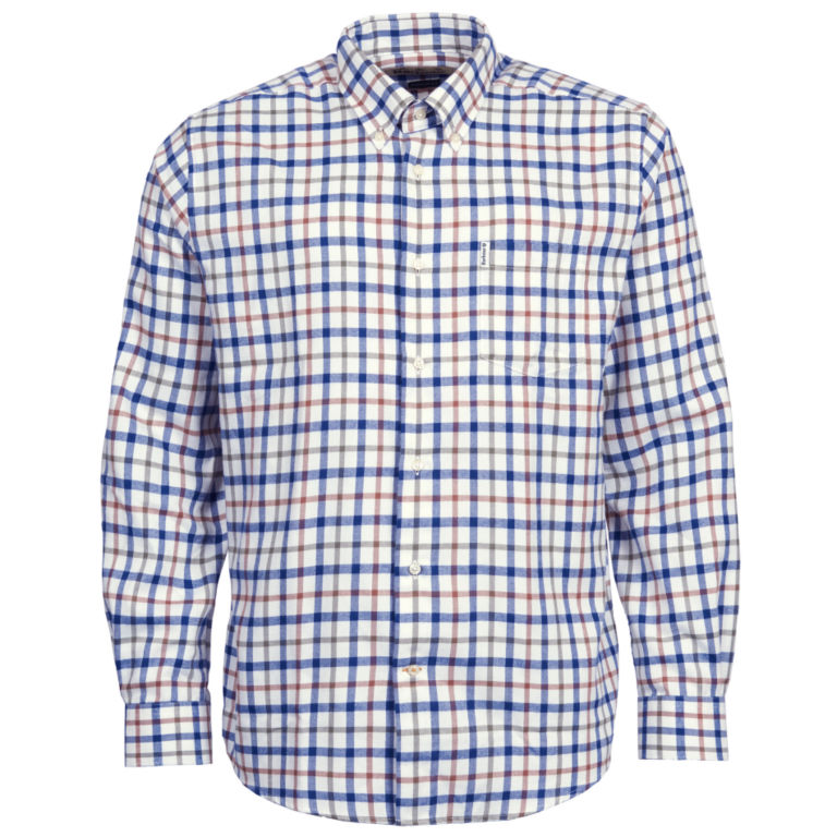 Barbour®  Collthermo Weave Long-Sleeved Shirt - ECRU image number 0