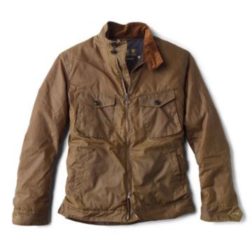 Barbour® Weldon Wax Jacket - BROWN image number 0