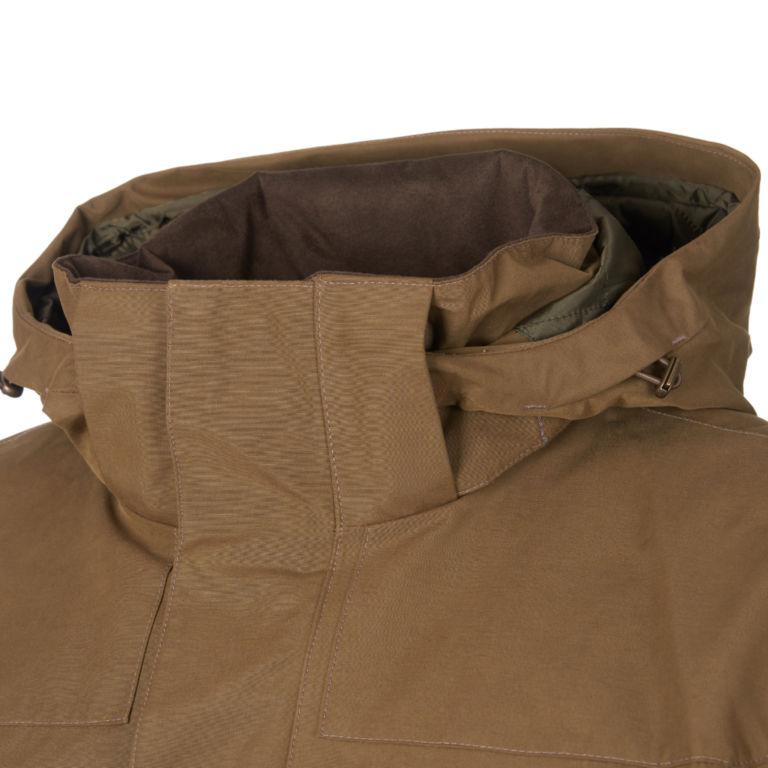 Barbour®  Brockstone Jacket - DARK SAND image number 2