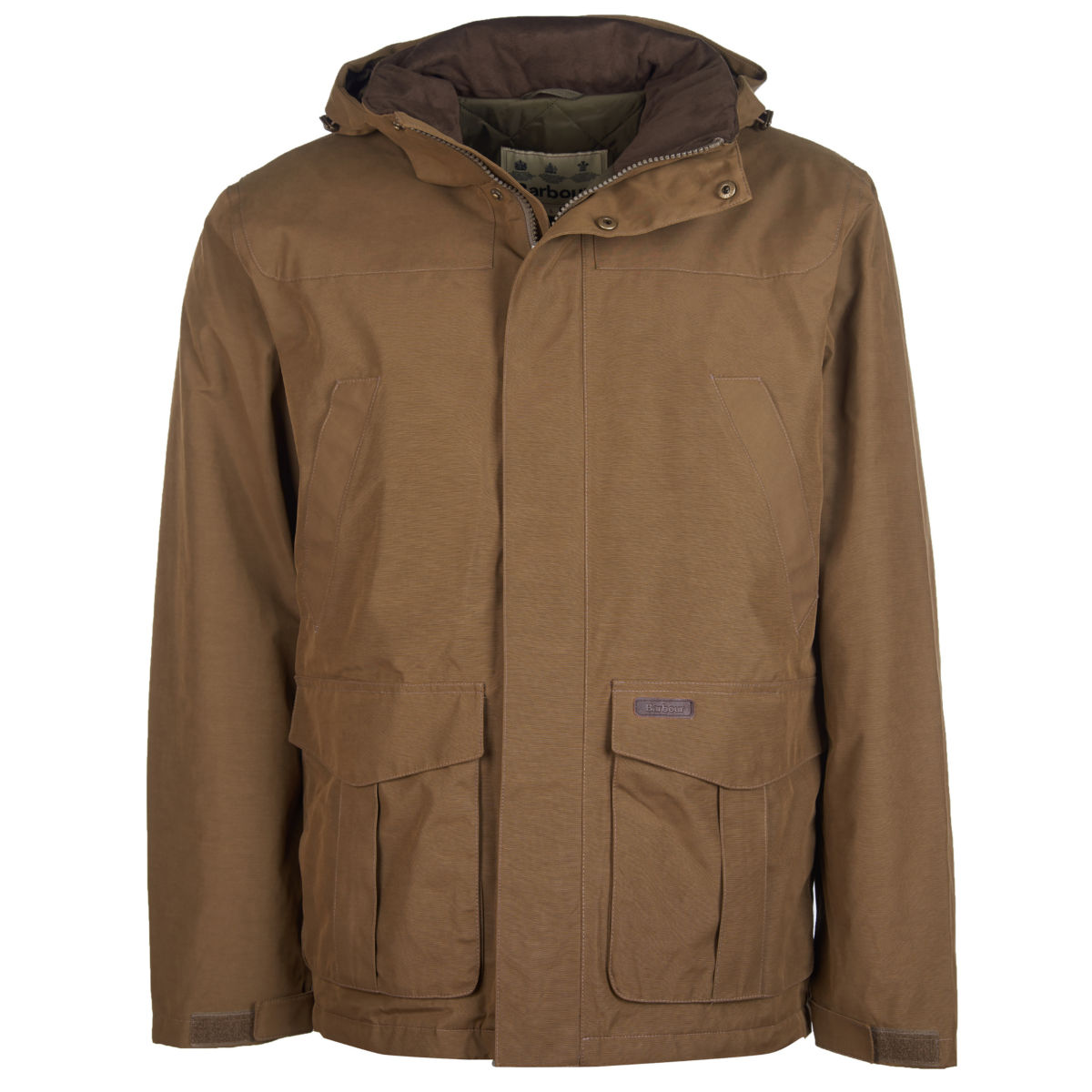 Barbour®  Brockstone Jacket - DARK SANDimage number 0