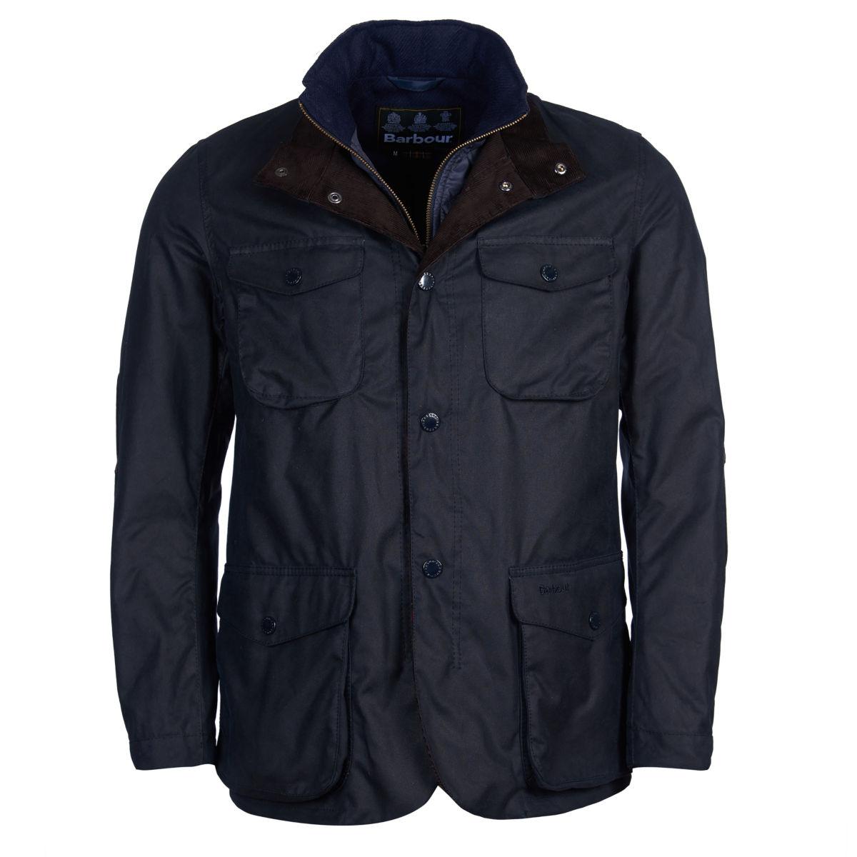 Barbour® Ogston Wax Jacket - image number 0