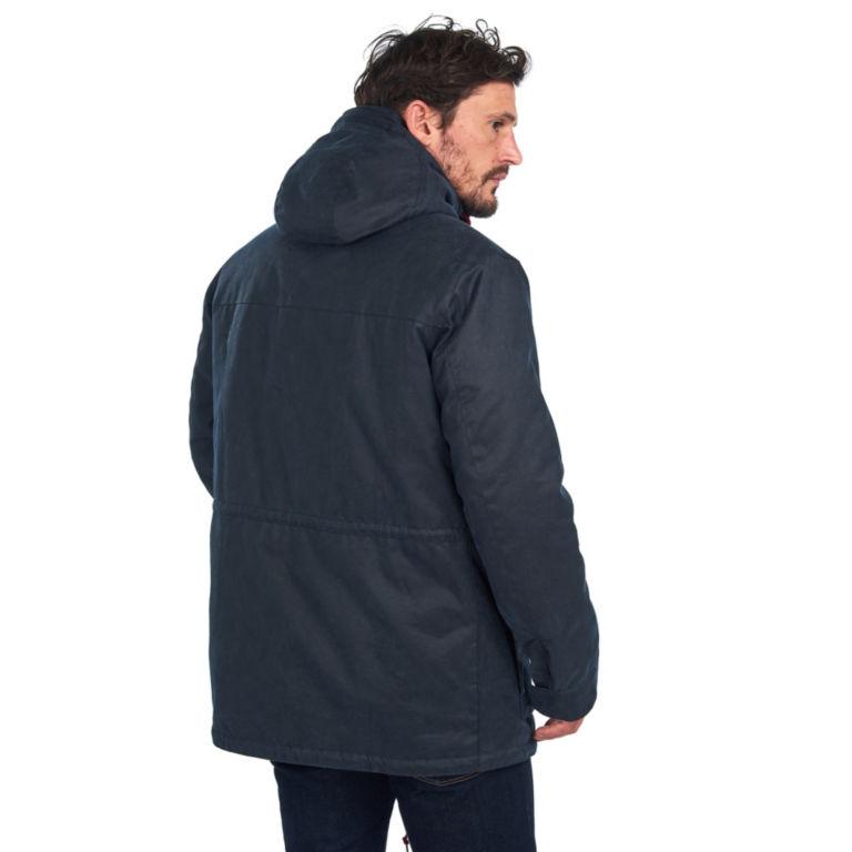 Barbour®  Ordel Wax Jacket - NAVY image number 2
