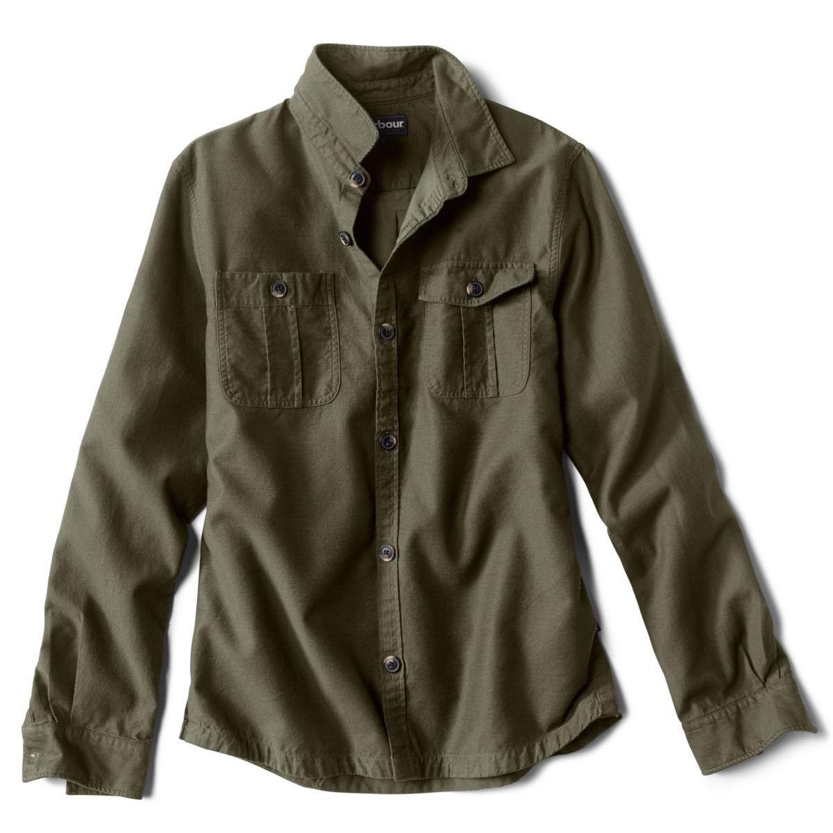 Barbour® Wingate Overshirt - OLIVEimage number 0