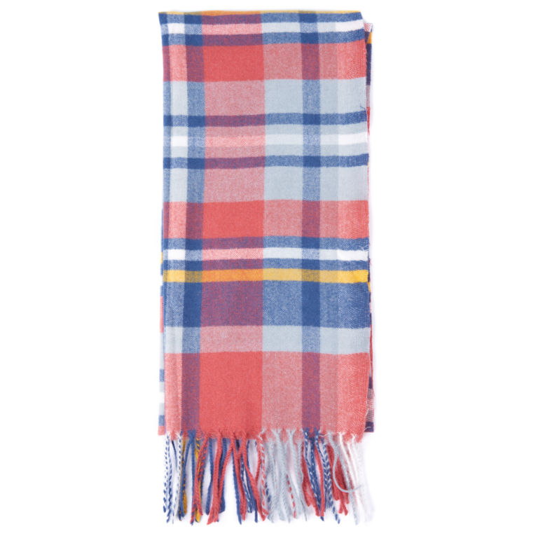 Barbour® Fairlead Check Scarf -  image number 1