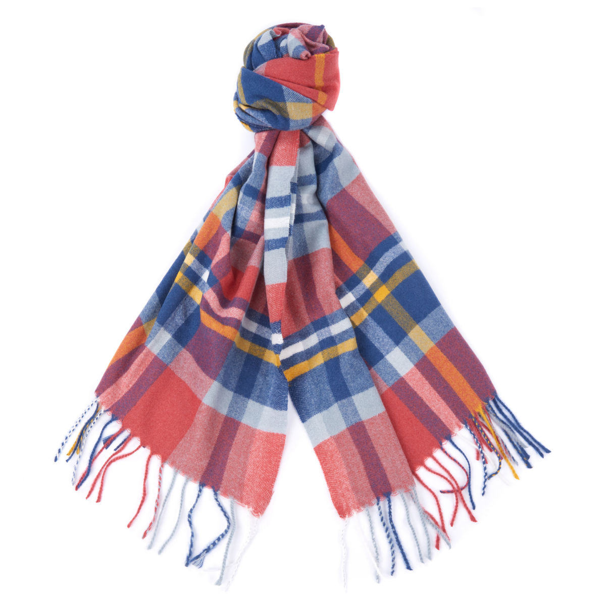 Barbour® Fairlead Check Scarf - image number 0