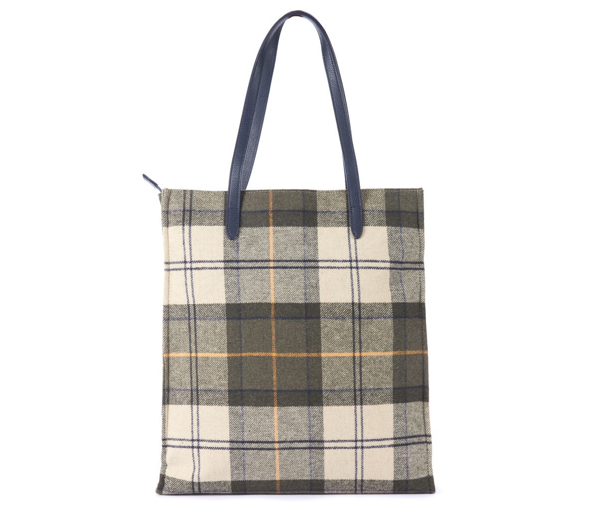 Barbour® Tain Tartan Shopper - image number 0