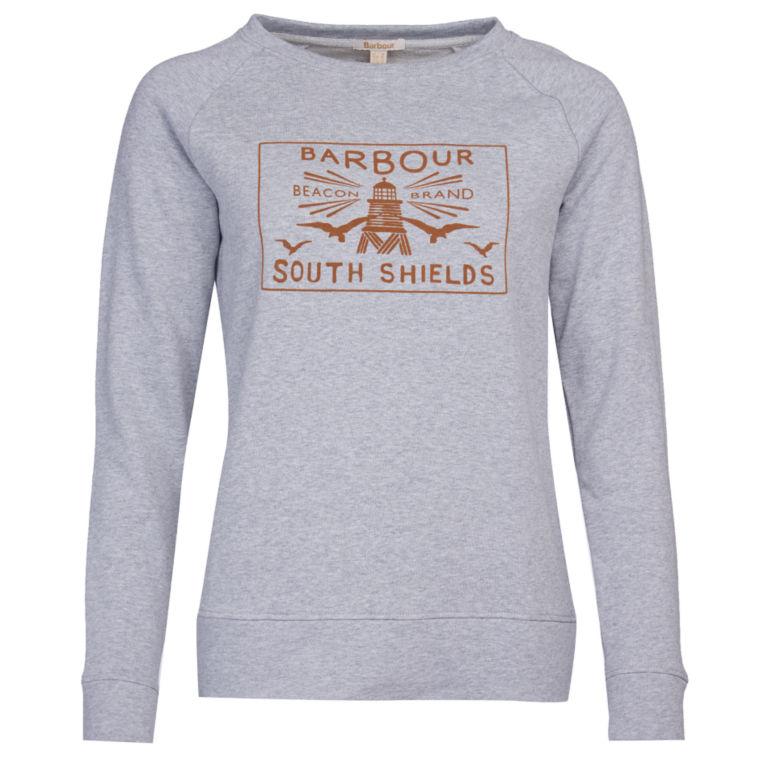Barbour® Lewes Overlayer - LIGHT GRAY MARL image number 0