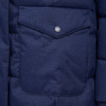 Barbour® Guanay Quilt Jacket - DARK NAVY image number 3