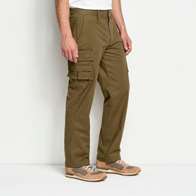 14-Pocket Cargo Pants -  image number 4