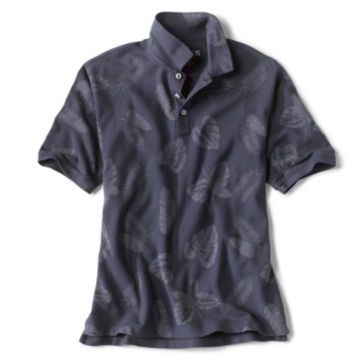 Tropical Printed Polo -  image number 0
