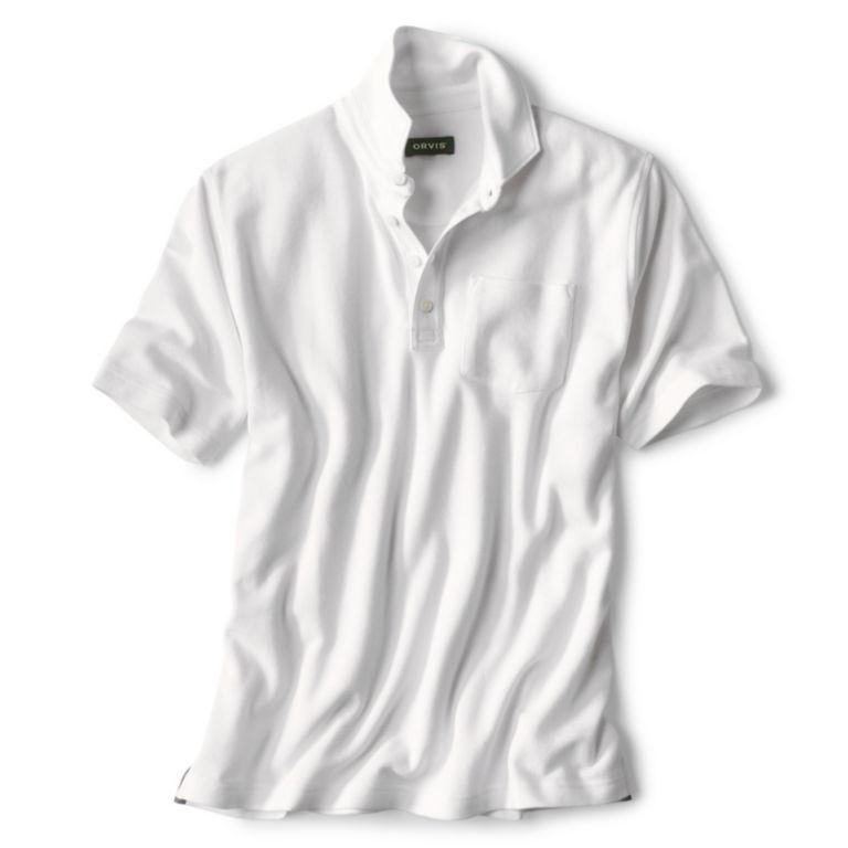 Hudson Polo - WHITE image number 0