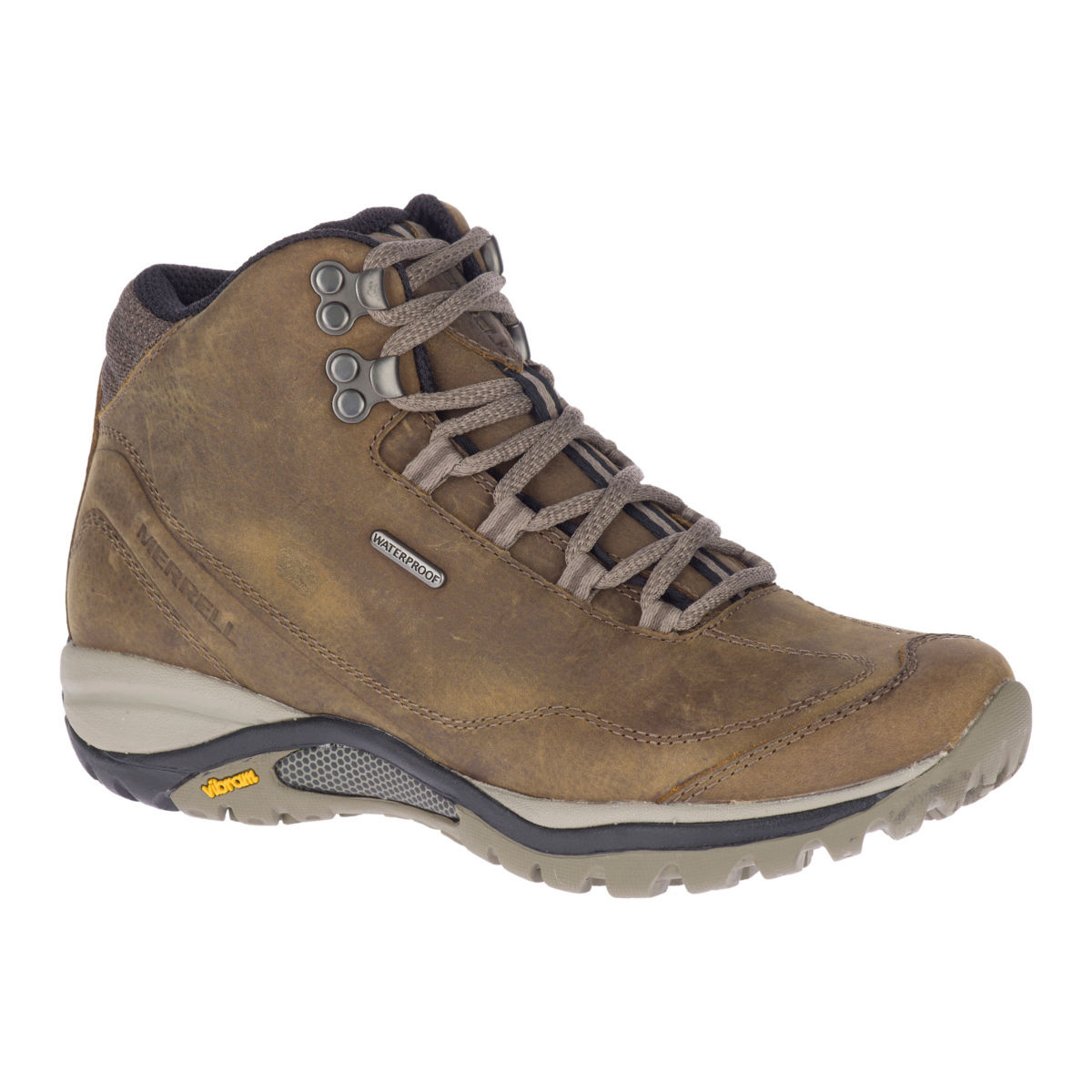 Merrell® Siren Traveler 3 Mid Waterproof Hiking Boots - image number 0