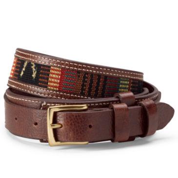 Guatemalan Ranger Belt -