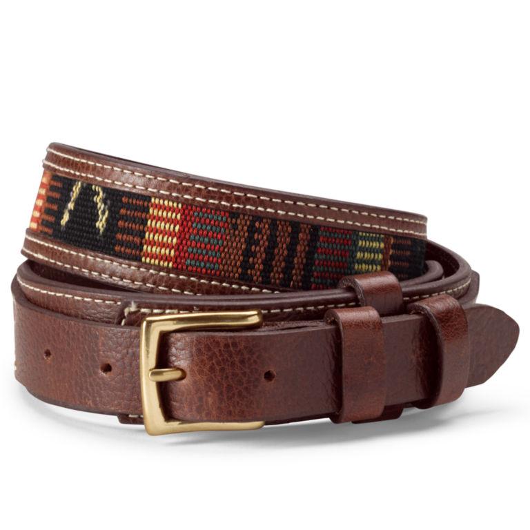 Guatemalan Ranger Belt -  image number 0