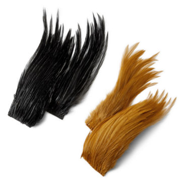 Bugger Hackle Patches -