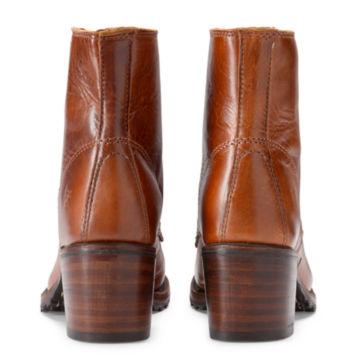 Frye®  Sabrina 6G Lace-Up Boots - COGNAC image number 1