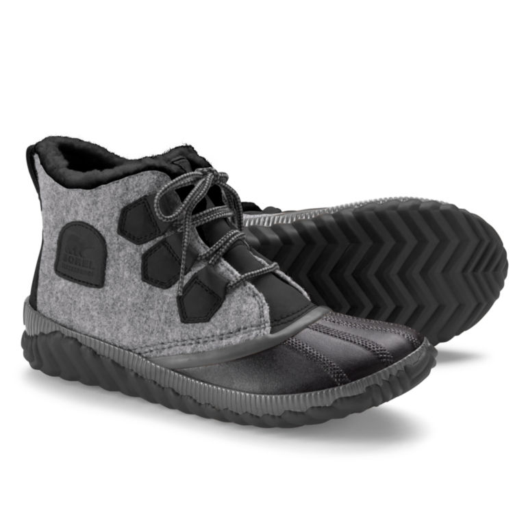 Sorel® Out 'N About™ Plus Waterproof Boots - BLACK image number 0