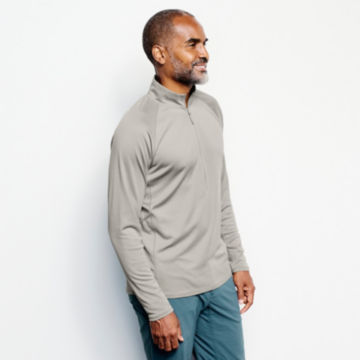 PRO Sun Half-Zip Shirt -  image number 2