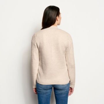 Quilted Bomber Sweatshirt -  image number 2