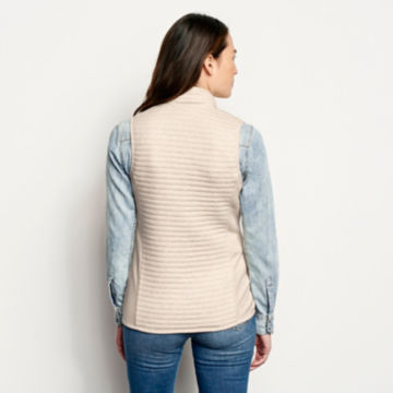 Placed Quilted Vest -  image number 2