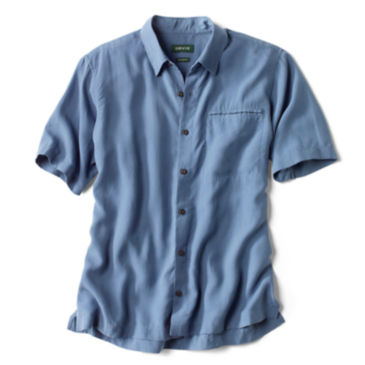 Tencel™ Ripstop Short-Sleeved Shirt -