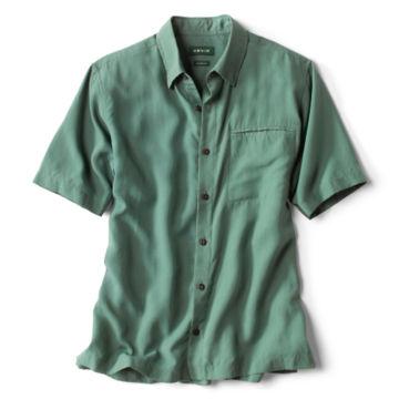 Tencel™ Ripstop Short-Sleeved Shirt -  image number 0