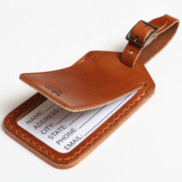 Todder Luggage Tag -