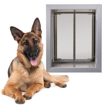 Wall-Mount Dog Door -