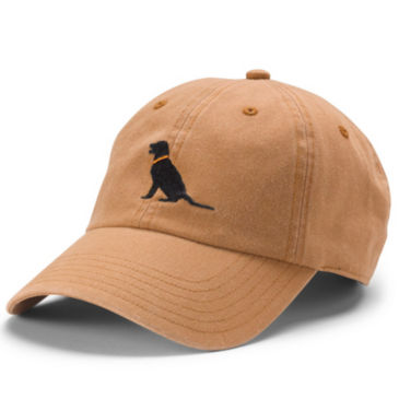 Sitting Dog Cap -