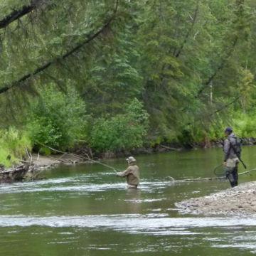 Aniak River Lodge, Alaska -  image number 3