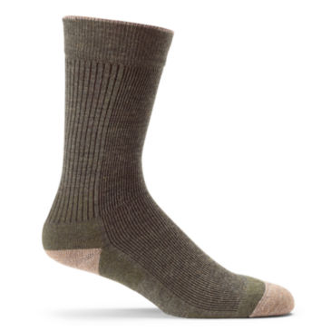 Invincible Extra Wool-Blend Crew Socks -