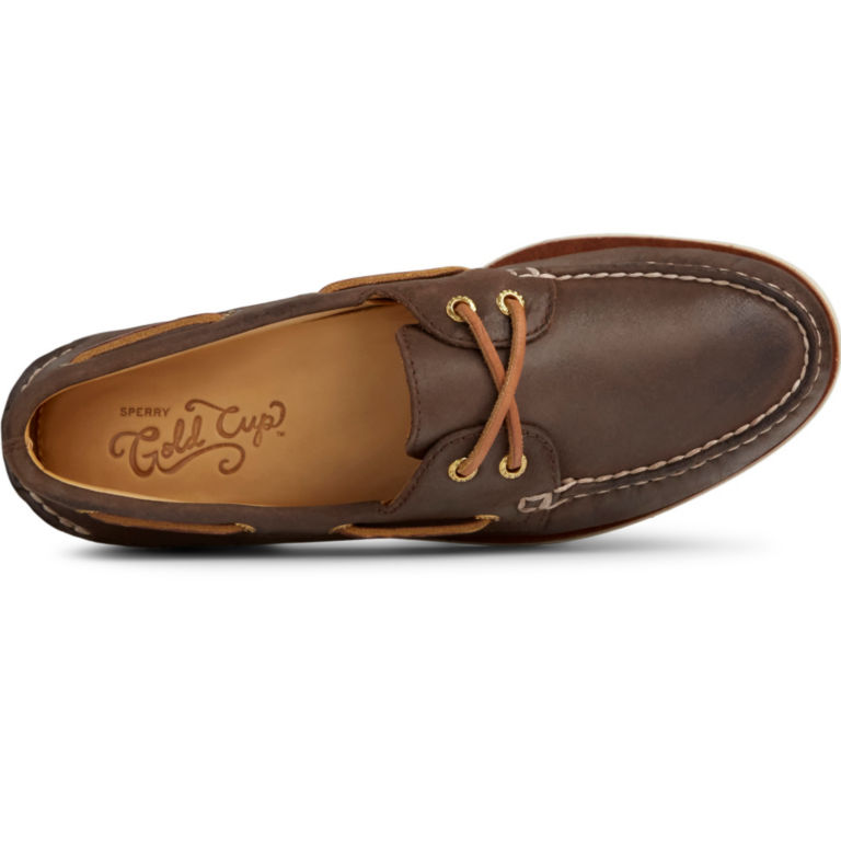 Sperry® Gold Authentic Original 2-Eye Boat Shoes -  image number 1