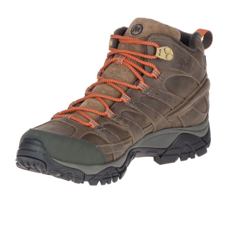 Merrell® Moab 2 Prime Mid Hikers - CANTEEN image number 1