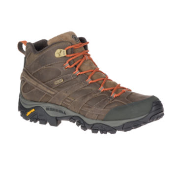 Merrell® Moab 2 Prime Mid Hikers - CANTEEN image number 0