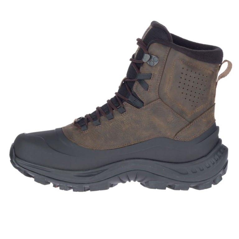 Merrell® Thermo Overlook Mid Waterproof Boots - SEAL BROWN image number 1