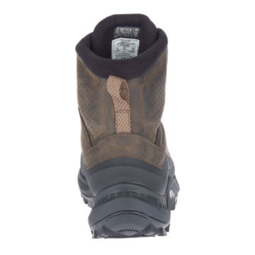 Merrell® Thermo Overlook Mid Waterproof Boots - SEAL BROWN image number 3