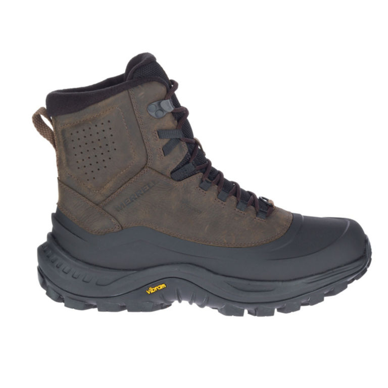 Merrell® Thermo Overlook Mid Waterproof Boots - SEAL BROWN image number 0