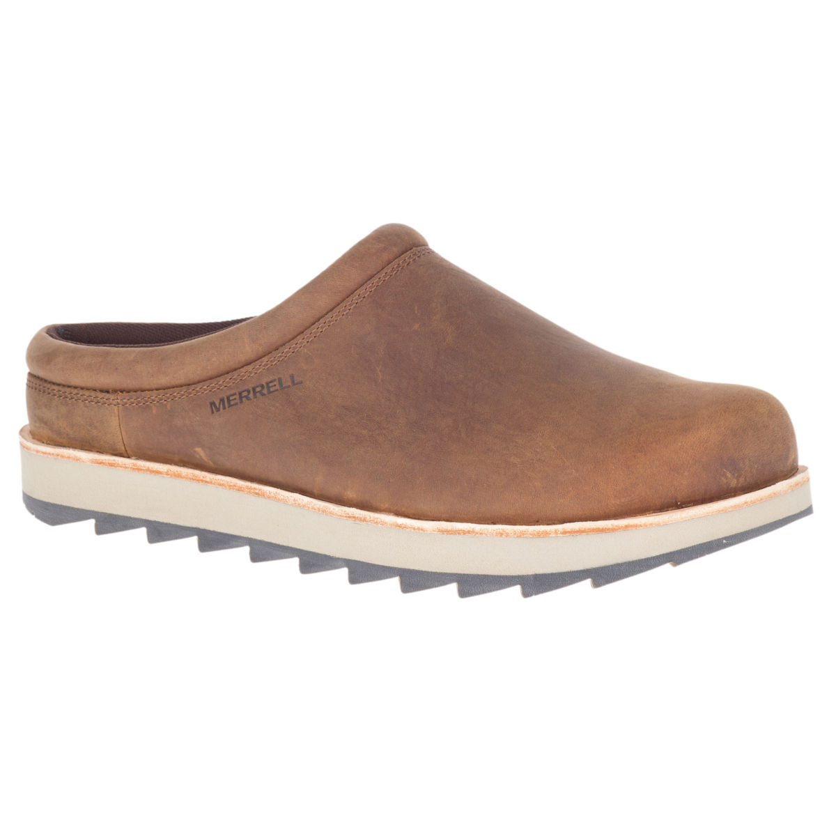 Merrell® Juno Leather Clogs - image number 0