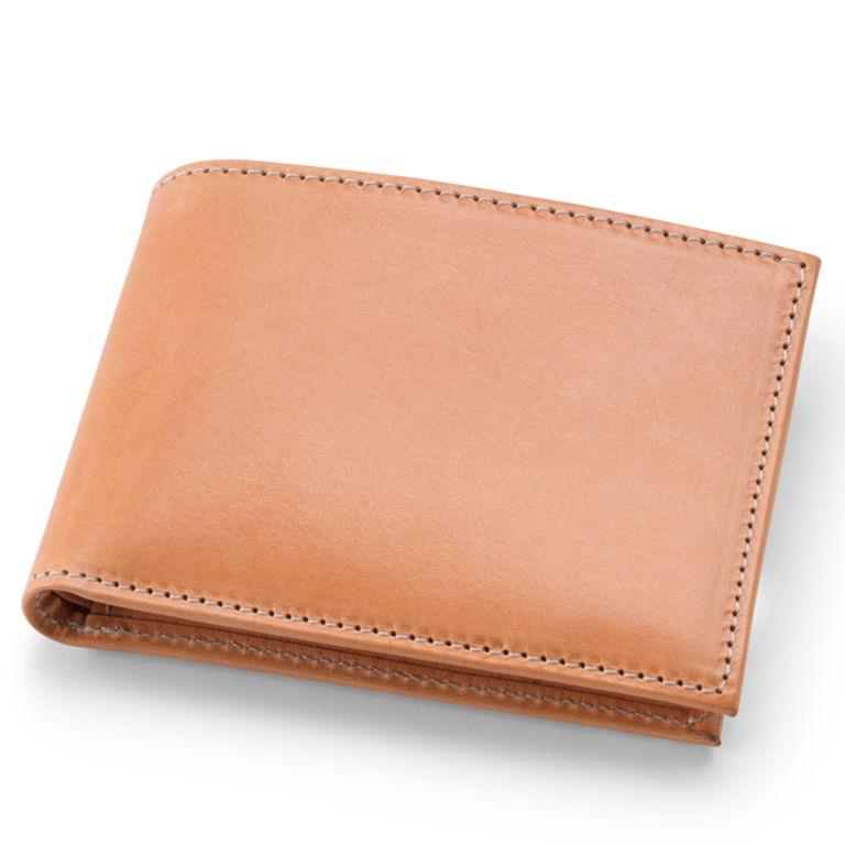 Natural Leather Billfold - NATURAL image number 0