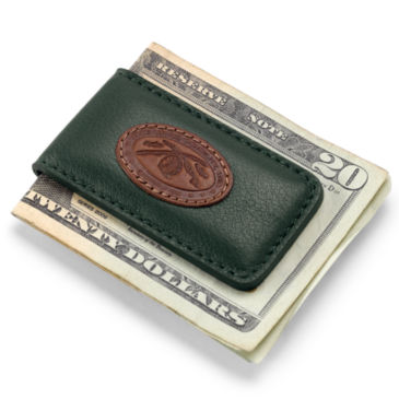 Classic Thinfold Money Clip -
