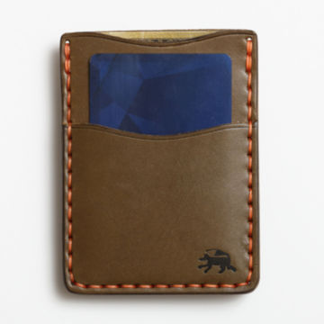 Todder Hand-Stitched Money Clip Wallet -  image number 1