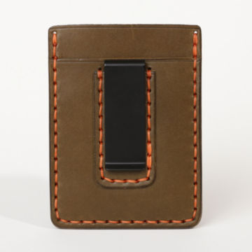 Todder Hand-Stitched Money Clip Wallet -  image number 2