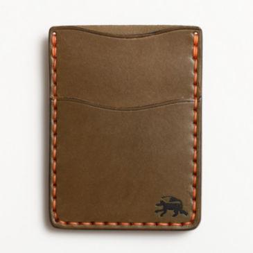 Todder Hand-Stitched Money Clip Wallet -