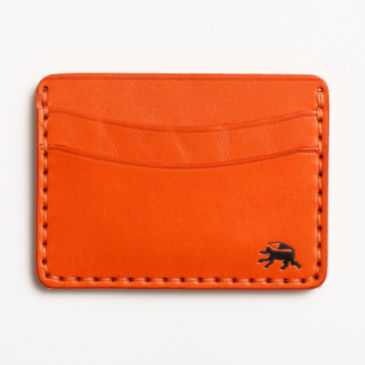 Todder Hand-Stitched Five-Pocket Wallet -