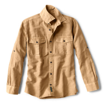 Tri-Blend Bush Long-Sleeved Shirt -  image number 0