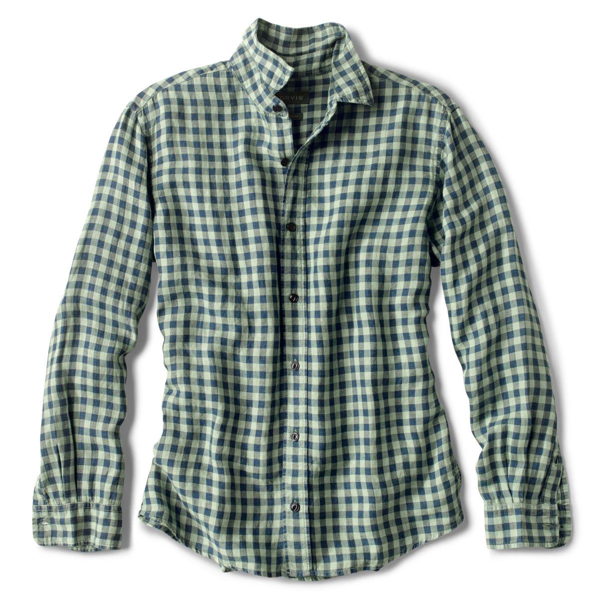 Westview Gingham Long-Sleeved Shirt - image number 0