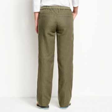 Orvis Performance Linen Pants -  image number 2