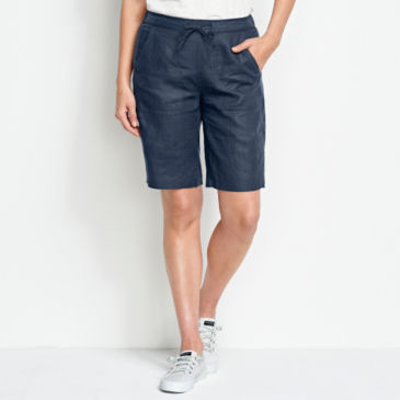 Orvis Performance Linen Shorts -