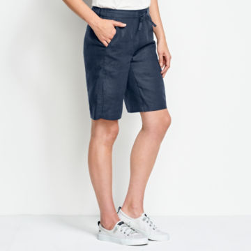 Orvis Performance Linen Shorts -  image number 2