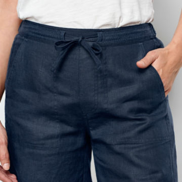 Orvis Performance Linen Shorts -  image number 4